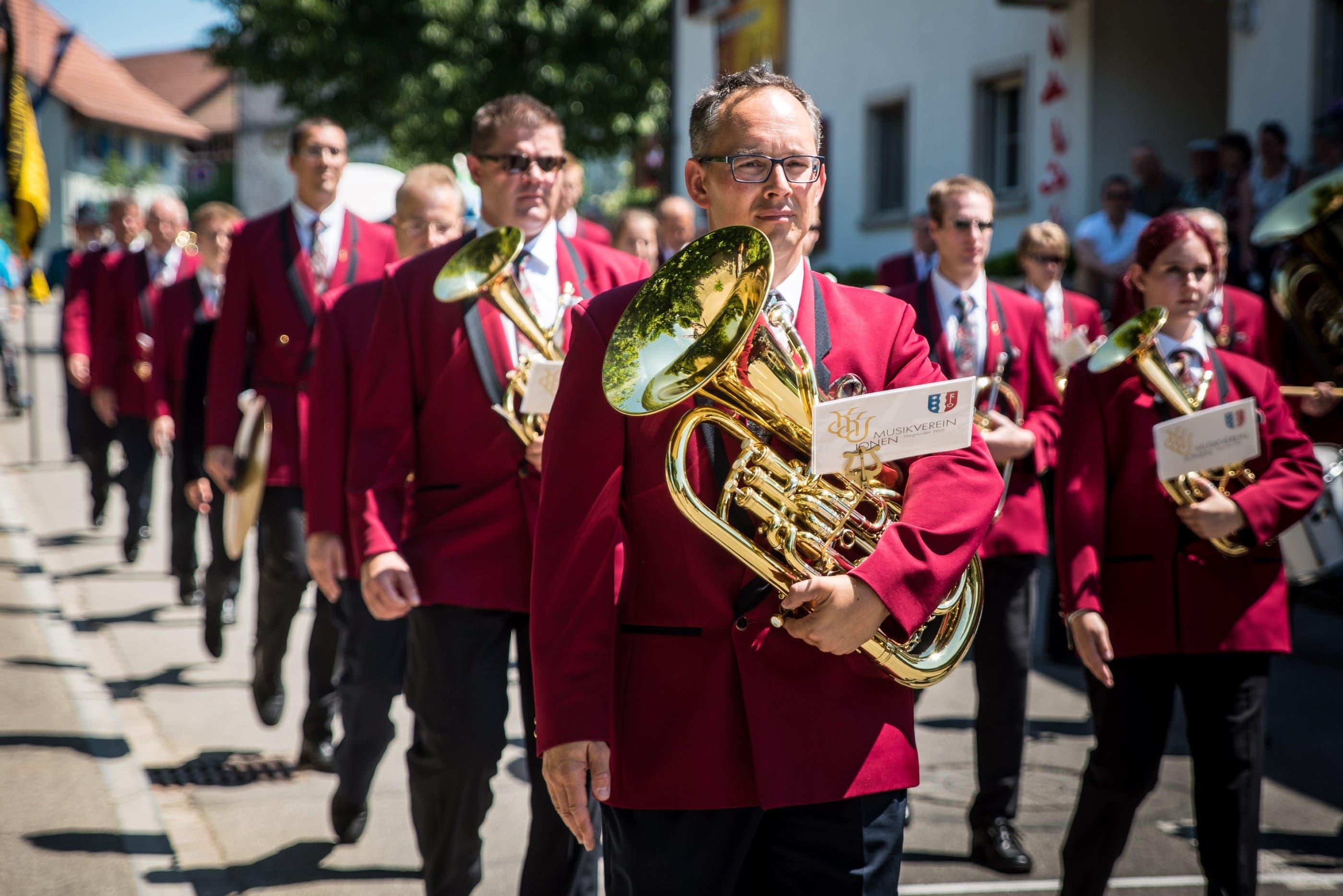 Musikverein Jonen