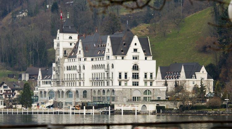 Handwerker sind pleite wegen Gault Millaus «Hotel des Jahres»
