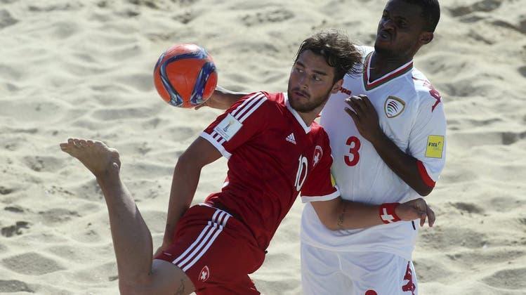 Die Schweizer vor dem Viertelfinal: «Wir spielen gegen ganz Portugal»