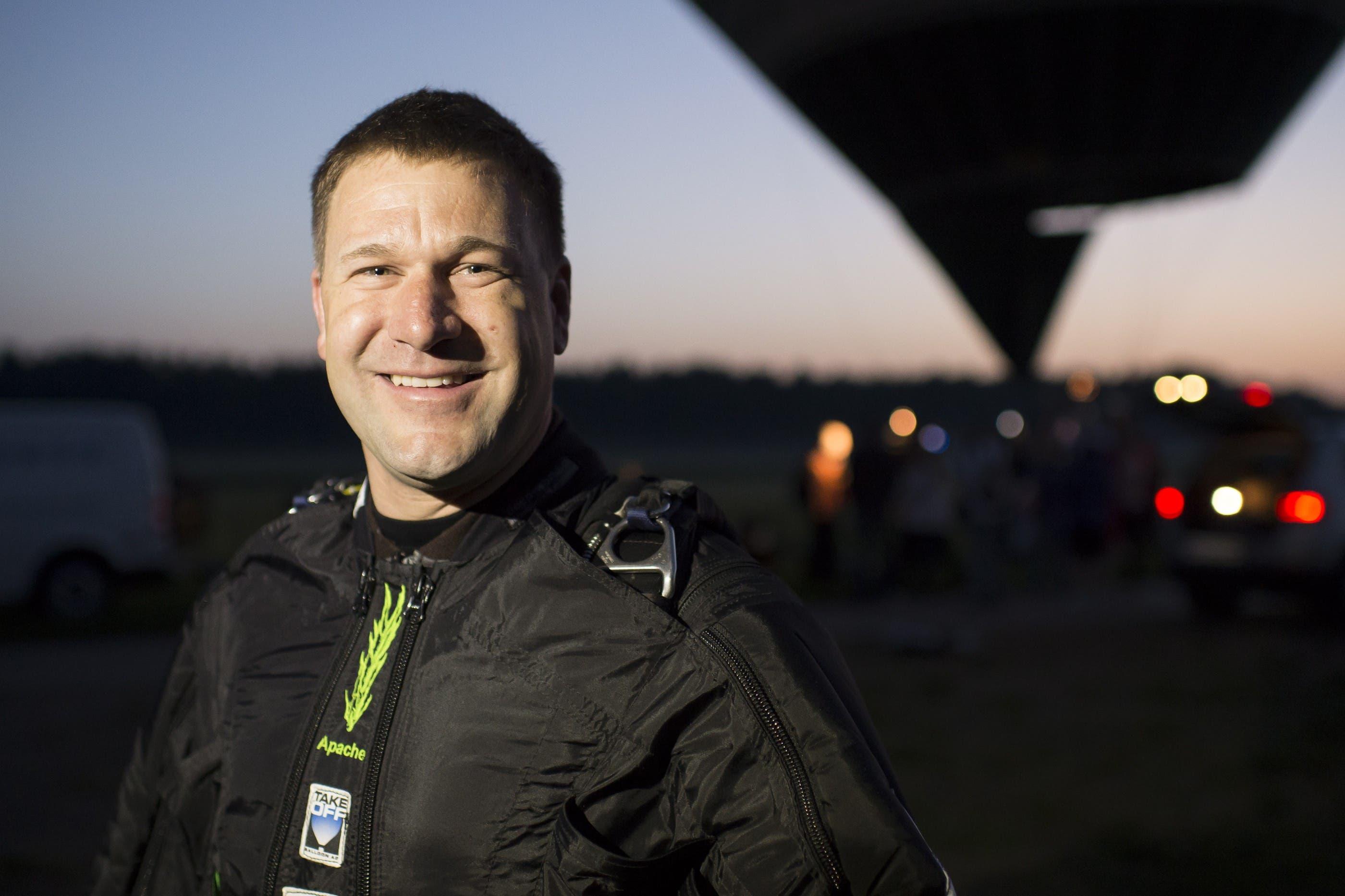 Extremsportler Remo Läng wohnt im Seeland