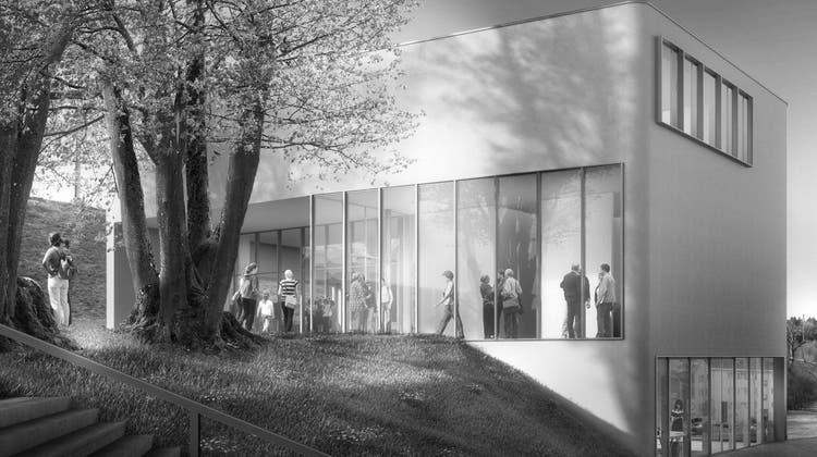 Neues Pfarreizentrum von Schlieren nimmt weitere Hürde