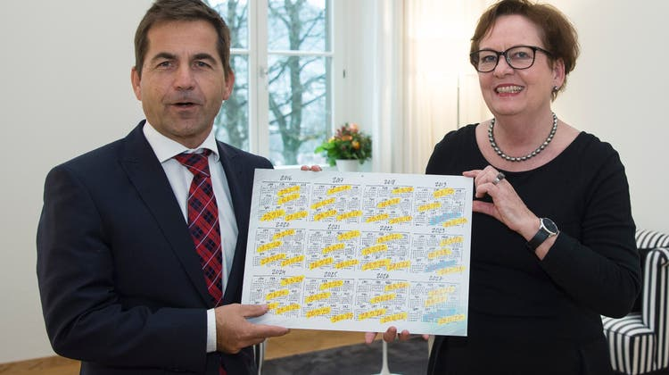 Fast jeder dritte: Am meisten Bundeskanzler kamen aus dem Aargau