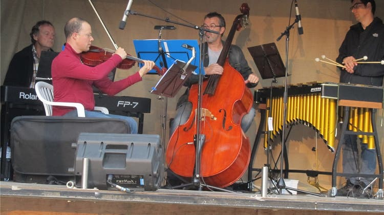 Grenchner Band begeistert in Matinée-Konzert