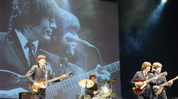 «All you need is love»: Beatlemania in Basel