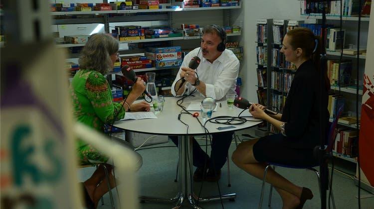 Das Radio macht Schlieren im Wahljahr zur Vorzeigeagglo