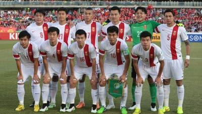 Wie sich China nun auch zur Fussball-Grossmacht hochrüsten will