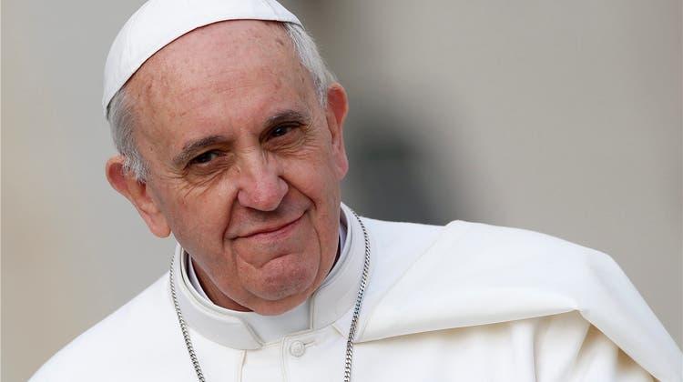 Möge Papst Franziskus Versöhnung bringen