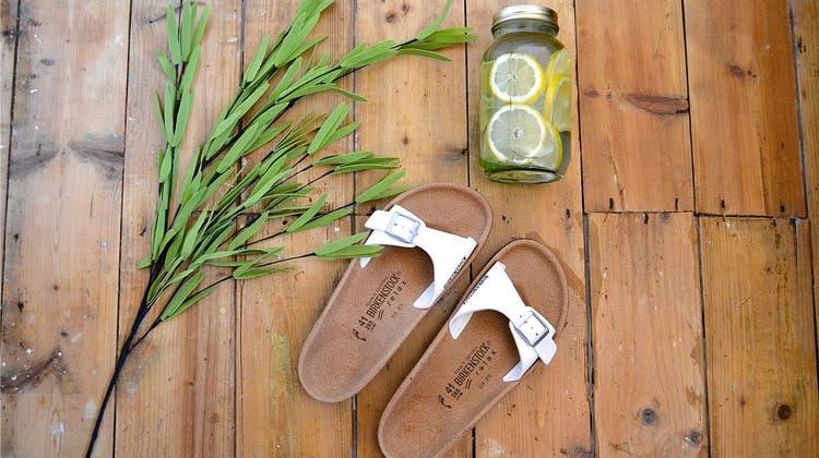 Birkenstock-Sandalen sind wieder in: Heidi Klum und Co. sei Dank