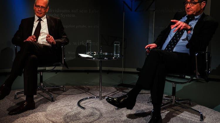 Ausland-Chef Eric Gujer wird neuer Chefredaktor der NZZ