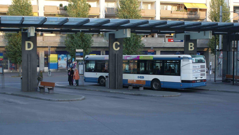Der Stadelhoferplatz dient als Vergleich für den Verkehr im Stadtzentrum