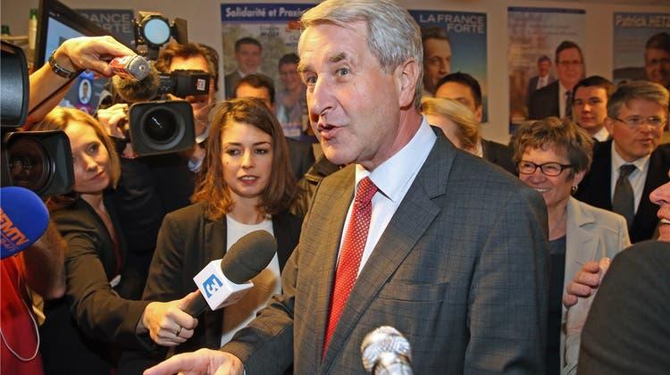 Elsässer Richert zum Präsidenten der Grossregion gewählt