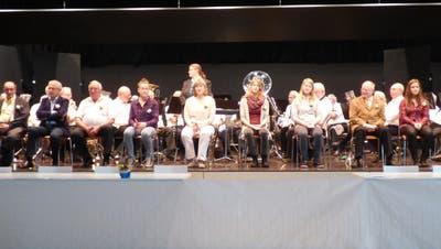 Tagung der Veteranenvereinigung Musikverband beider Basel