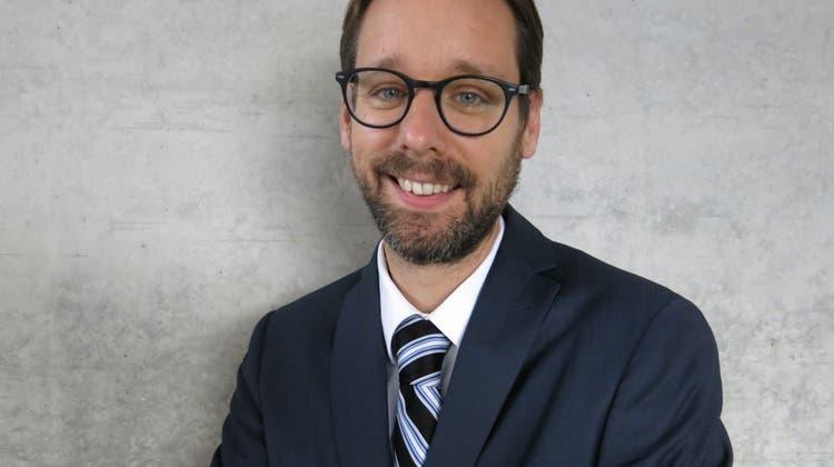 Zsolt Keller wird neuer Rektor der Neuen Kantonsschule Aarau