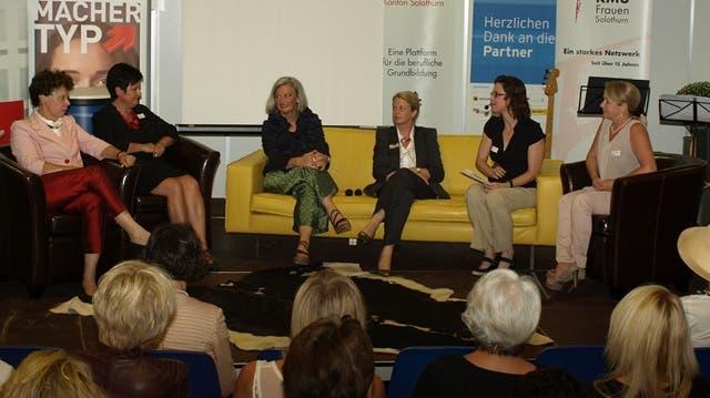 «Es halt einfach tun» heisst die Maxime der KMU-Frauen