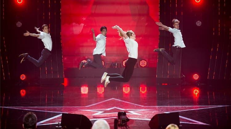 «Schweizer Talente»: Wushu-Kämpfer versprechen Spektakel