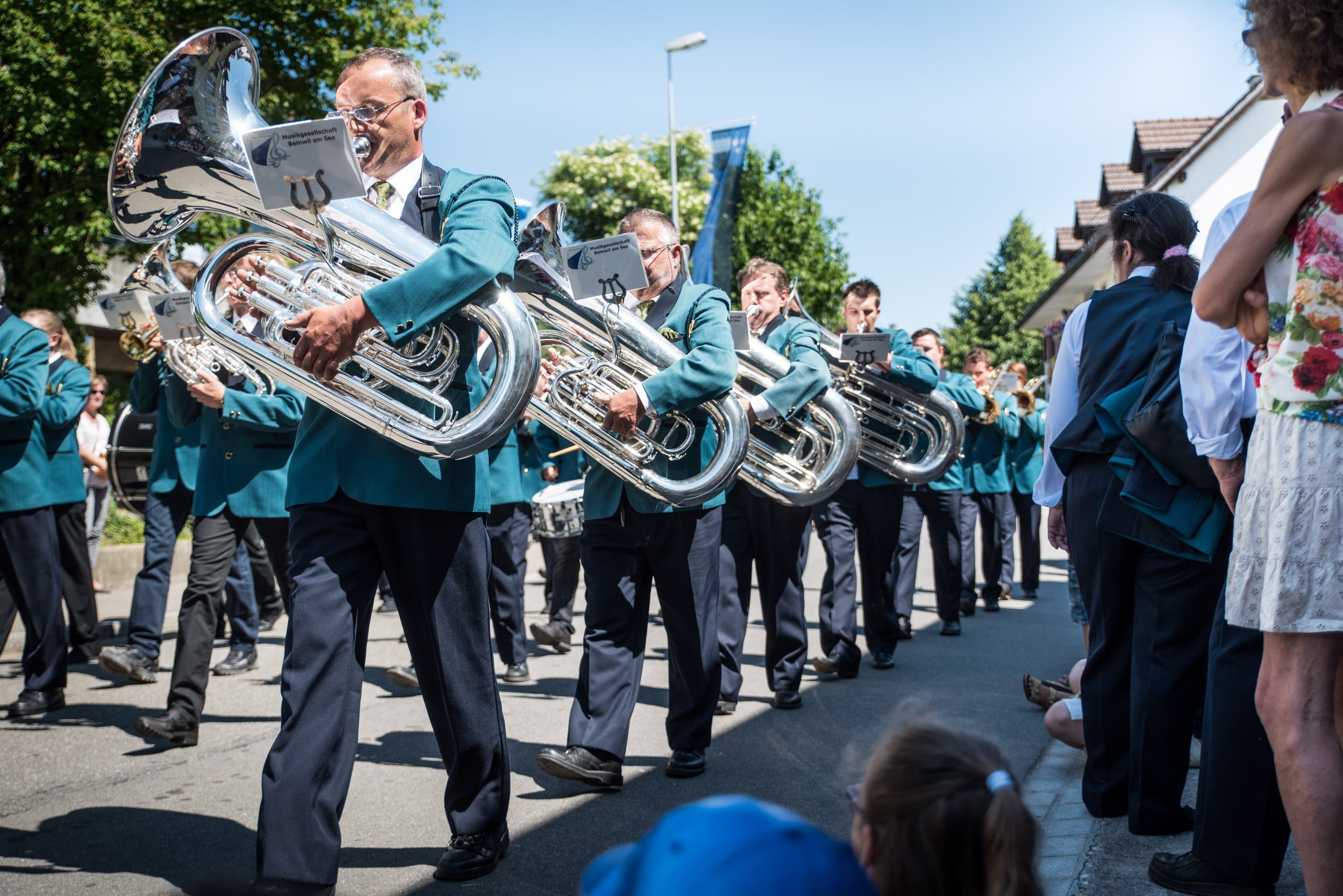 Musikgesellschaft Beinwil am See