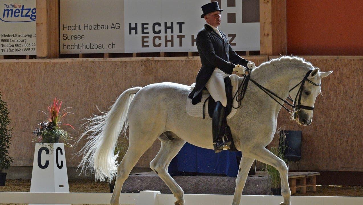 Die Zukunft des Dressurfestivals in Aarau ist ungewiss