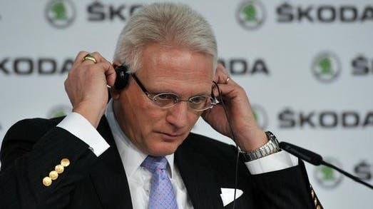 Der nächste Rückschlag: Skoda-Chef Winfried Vahland geht