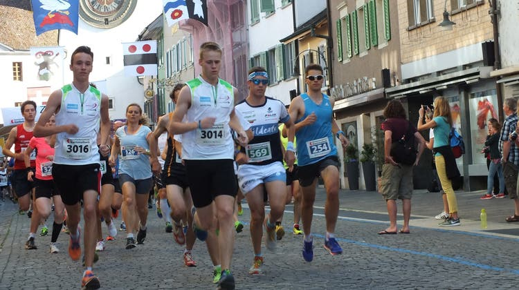 Manuel Hügli und Simone Hertenstein siegen mit grossem Vorsprung