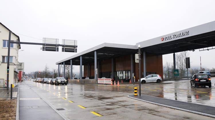 Kanton prüft in Koblenz neue Grenzbrücke und in Siggenthal Umfahrung