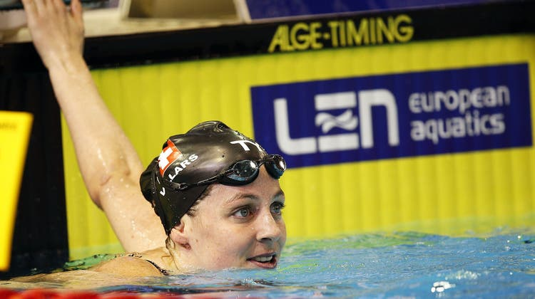 Schweizer Rekord über 100 m Delfin für Villars