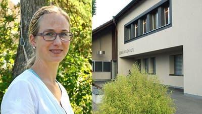 Jacqueline Gloor ist neue Gemeinderätin