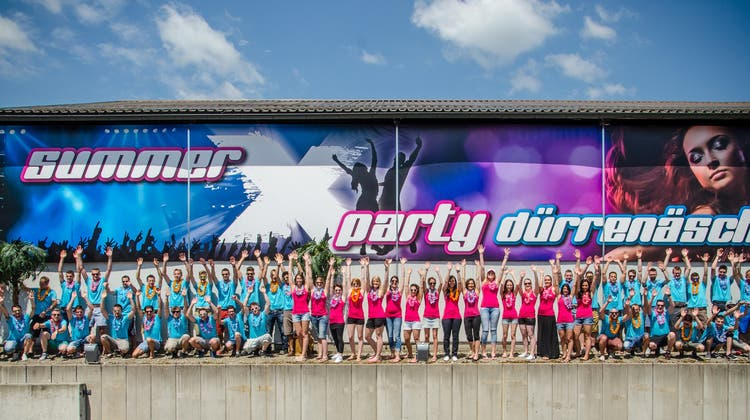 Summer X Party Dürrenäsch 3. & 4. Juli 2015