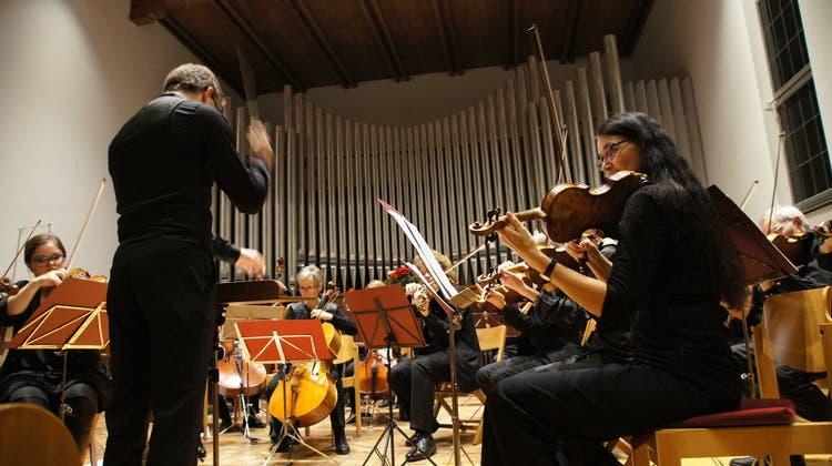 Wenn das Schlieremer Orchester dem Publikum schmeichelt