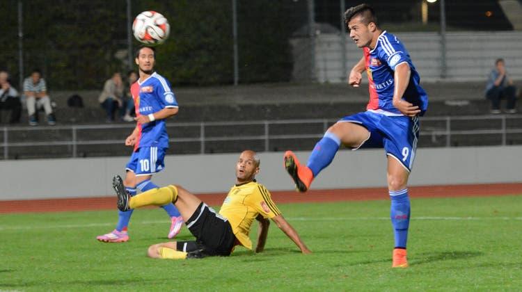 1:5: Basels U21 zeigt den Old Boys im Derby den Meister