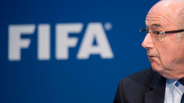 «Ohne Ethikkommission»: Sepp Blatter kritisiert Uefa