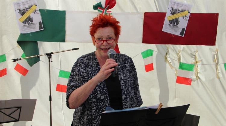 Ein Fest «con molto italianità» in Gränichen
