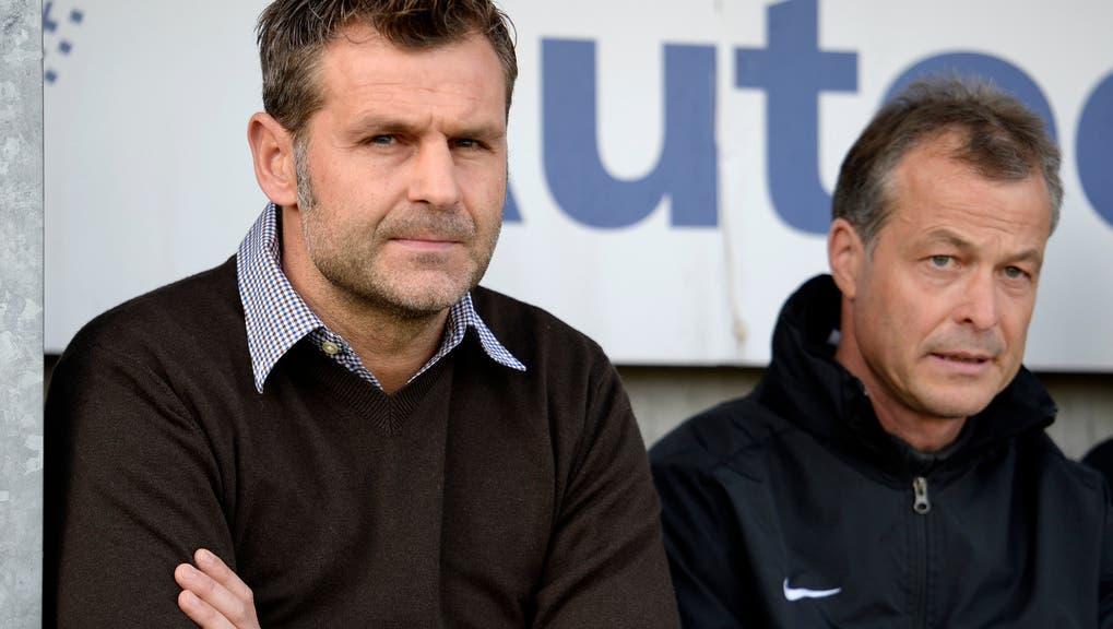 Wird Sven Christ neuer Trainer des FC Winterthur?