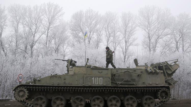 Ukraine verliert Schlacht um Debalzewo – Frieden in weiter Ferne