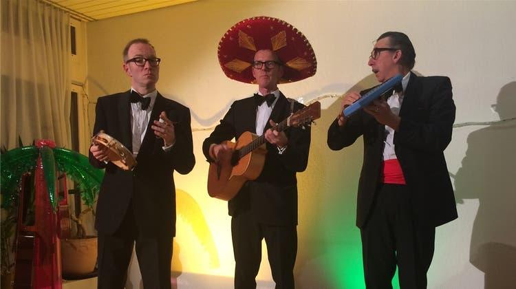 Ukulele, Gitarre und sehr viel Humor für einen guten Zweck
