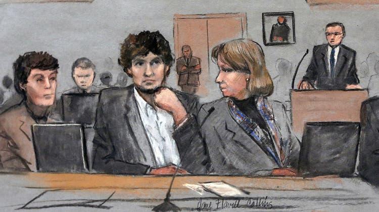 Boston-Attentäter schuldig gesprochen: Blüht ihm nun die Todesstrafe?