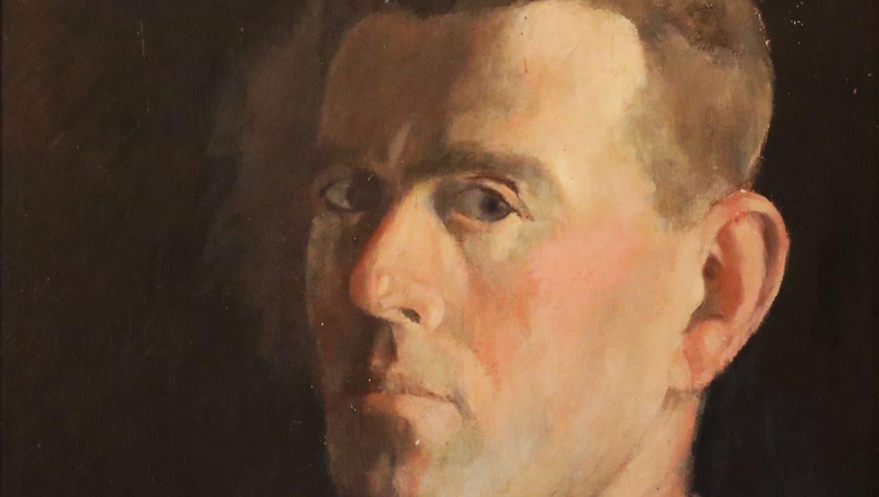 Arthur Wiss, ein Maler der Talschaft Erlinsbach