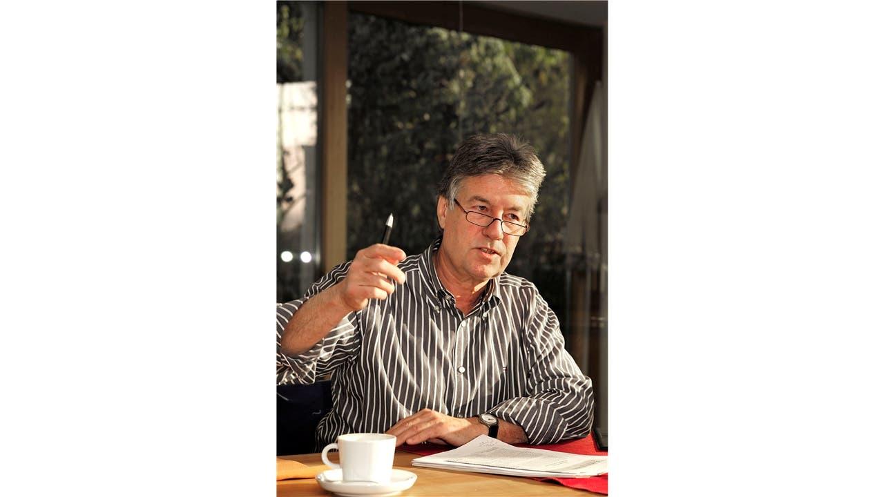 Landrat - Marc Joset: «Ich werde mich weiterhin zu Wort