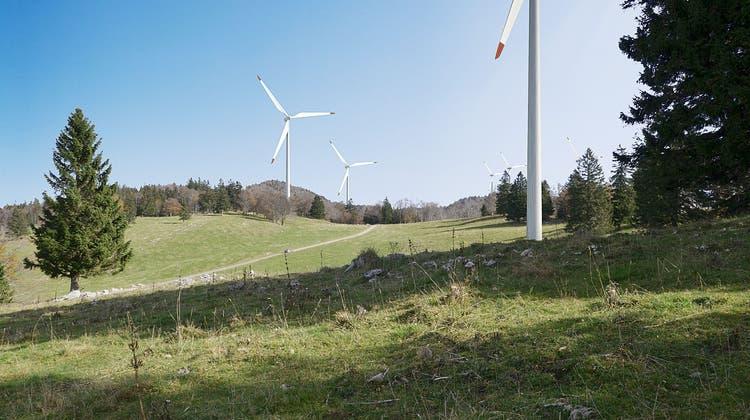 «Transport der Windräder-Teile wird schwierig, muss aber gehen»