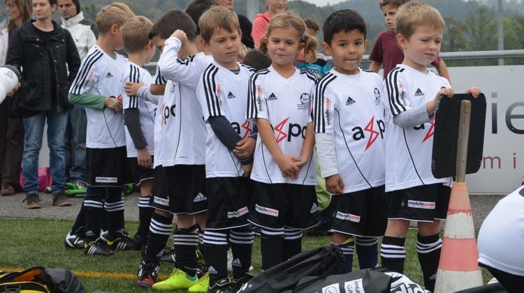 Spiel, Spass und Emotionen für junge Fussballer in Gränichen