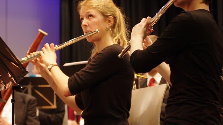 Beschwingt ins neue Jahr mit dem Blasorchester Gebenstorf