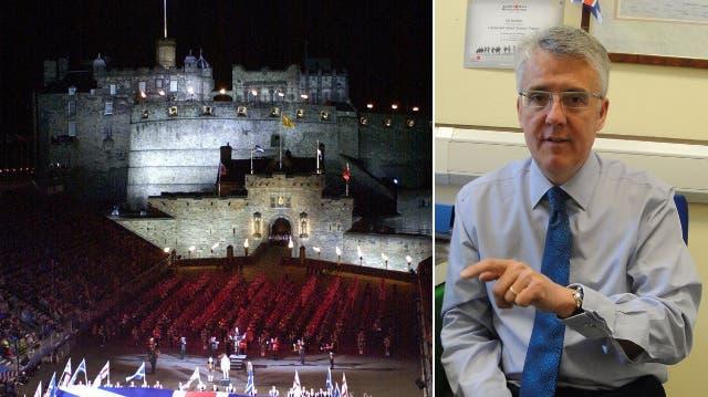 «Das Royal Edinburgh Tattoo ist der Rolls Royce unter den Tattoos»