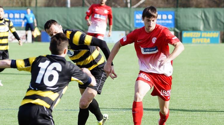 Der FC Dietikon verliert mit viel Pech in Gossau
