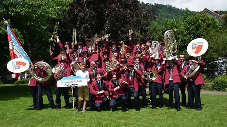 Jahreskonzert Musikgesellschaft Gansingen