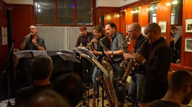 Der Jazz ist zurück im Stadtbistro «Isebähnli»