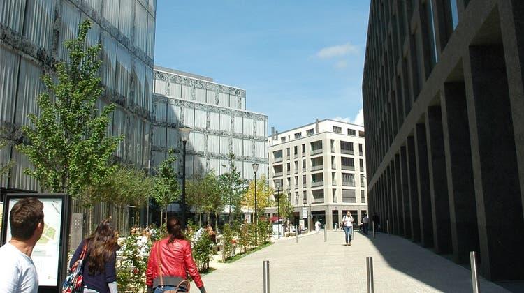 Agglomerationen im Wandel: Die Stadt wird zunehmend mit Stadt erweitert
