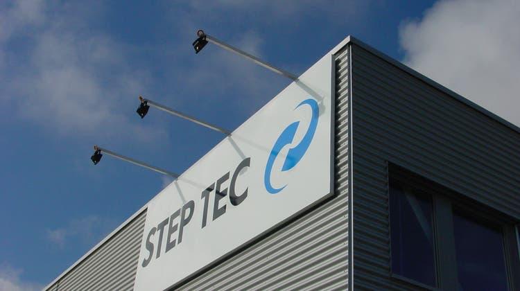 Firmenjubiläum: 20 Jahre Step-Tec AG