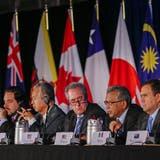 Pazifik-Anrainer einigen sich auf Freihandelsabkommen