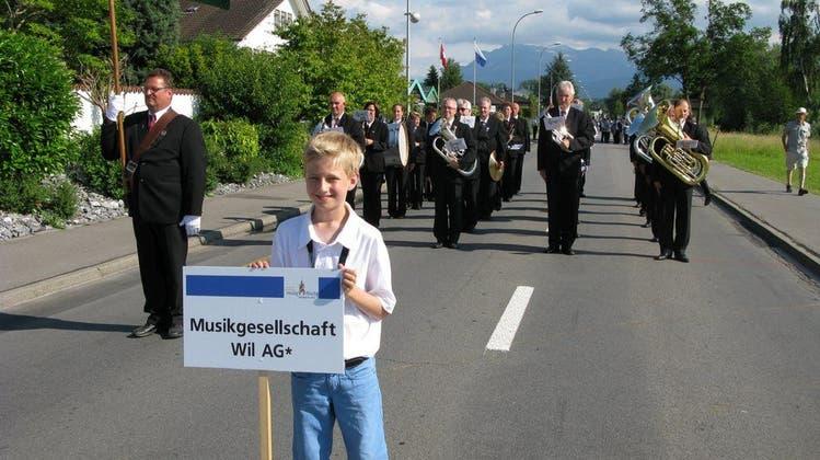 Musikgesellschaft Wil in der luzernischen Blasmusik-Hochburg