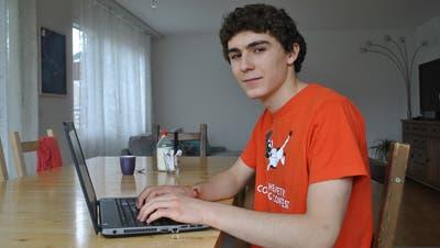 Bronze an Informatik-Olympiade: Er sagt den Computern, was sie zu tun haben