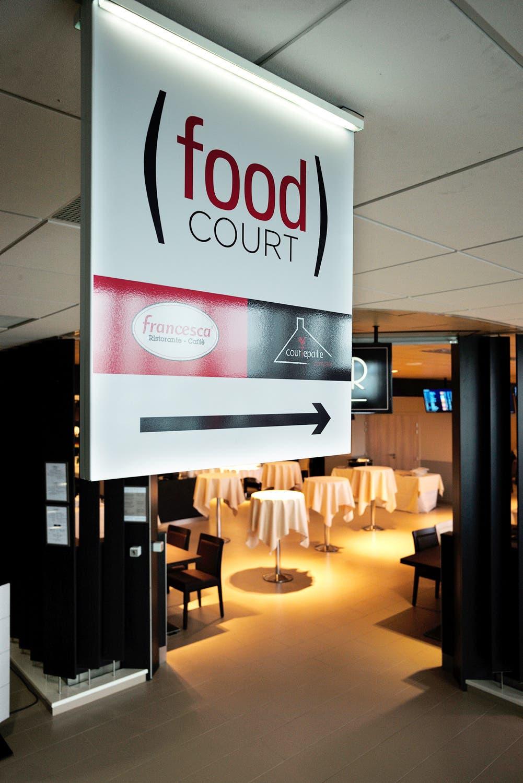 Das «3 Länder Restaurant» und der Food Court im Euro-Airport wurden eröffnet.